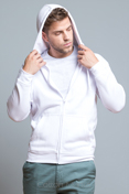 hooded sweater 290