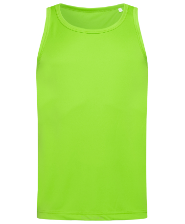 Stedman 8010 Active Tank Top (Kiwi Green) KIW