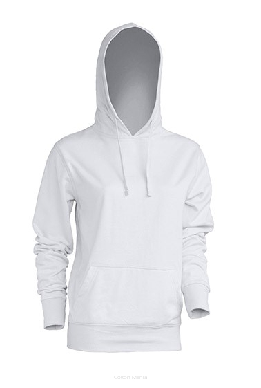 Bluza Kangaroo Sweat LADY 290 WHITE (WH)