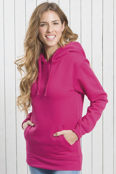 Bluza Kangaroo Sweat LADY 290 RASPBERRY (RP)