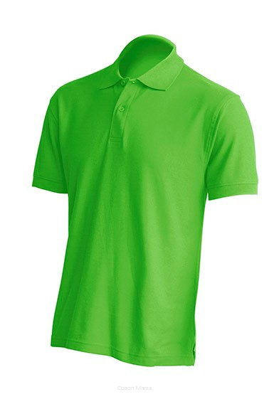 Polo Regular 210 MEN LIME