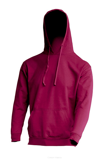 Bluza Kangaroo Sweat 290 BURGUNDY