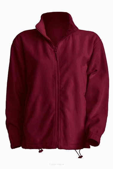 Polar Fleece 300 BURGUNDY