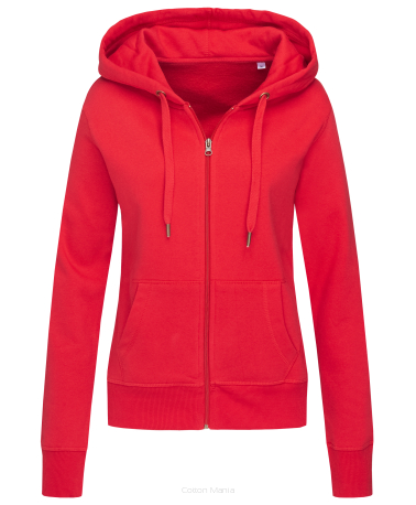 Stedman 5710 Active Jacket (Crimson Red) CSR