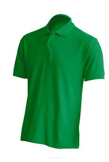 Polo Regular 210 MEN KELLY GREEN