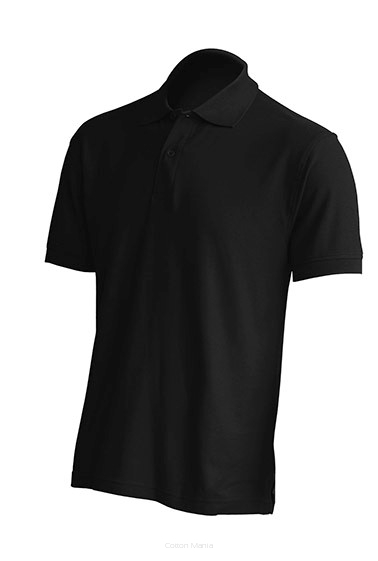 Polo Regular 210 MEN BLACK