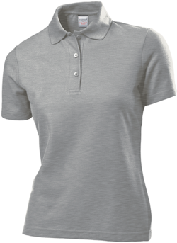 Stedman 3500 Polo 65/35 Women (Grey Heather) GYH