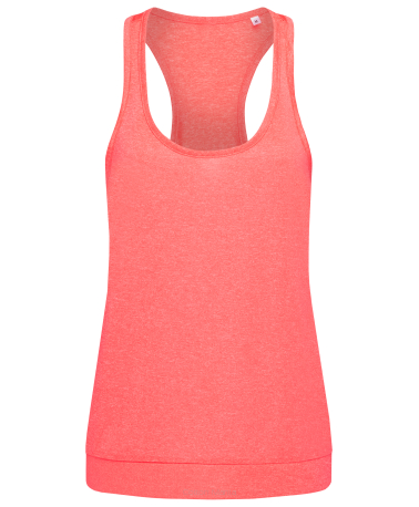 Stedman 8310 Active Performance Top (Coral) CAL