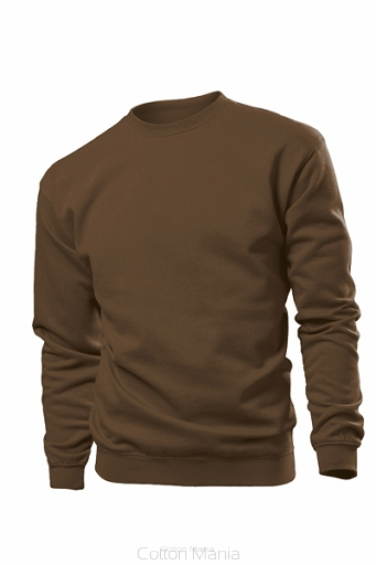 Stedman 4000 Sweatshirt (Brown) BRO