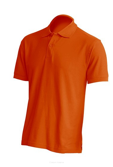 Polo Regular 210 MEN ORANGE