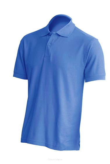 Polo Regular 210 MEN AZURRE