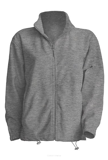 Polar Fleece 300 GREY MELANGE