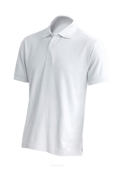 Polo Regular 210 MEN WHITE