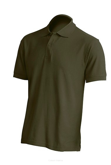 Polo Regular 210 MEN KHAKI