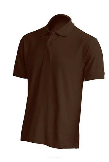 Polo Regular 210 MEN CHOCOLATE