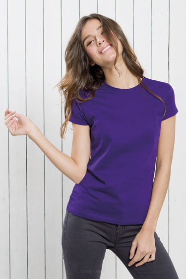 Koszulka Women Regular 150 PURPLE