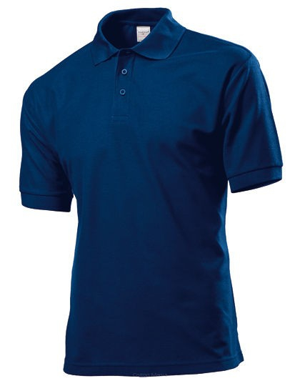Stedman 3300 Polo 65/35 (Navy Blue) NAV