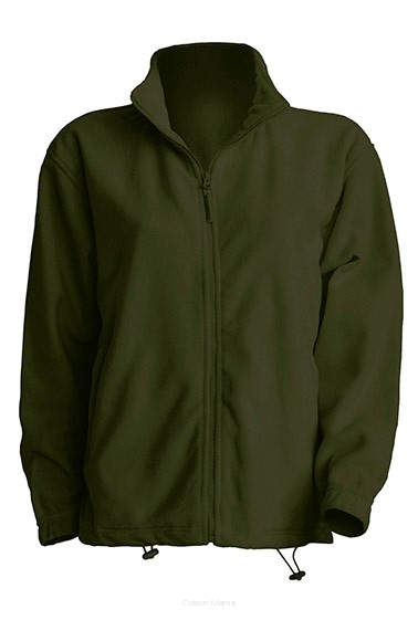 Polar Fleece 300 FOREST GREEN
