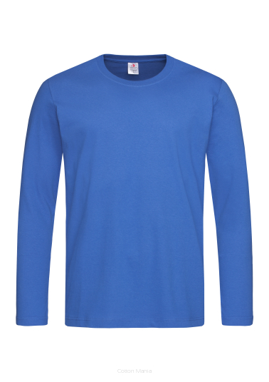 Stedman 2500 Classic Long Sleeve (Bright Royal) BRR