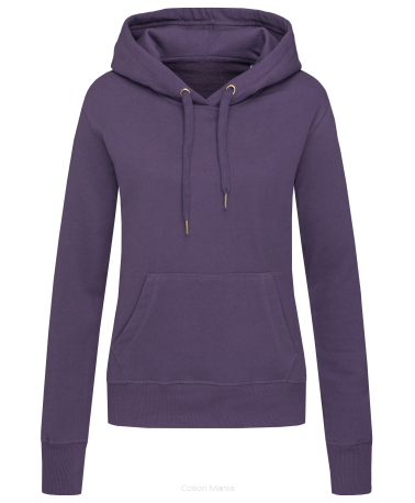 Stedman 5700 Active Hoody (Deep Berry) DBY