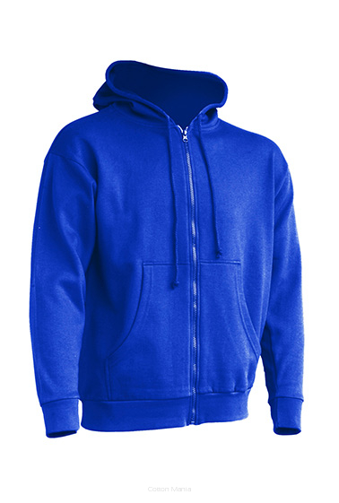 Bluza Hooded Sweater 290 ROYAL BLUE