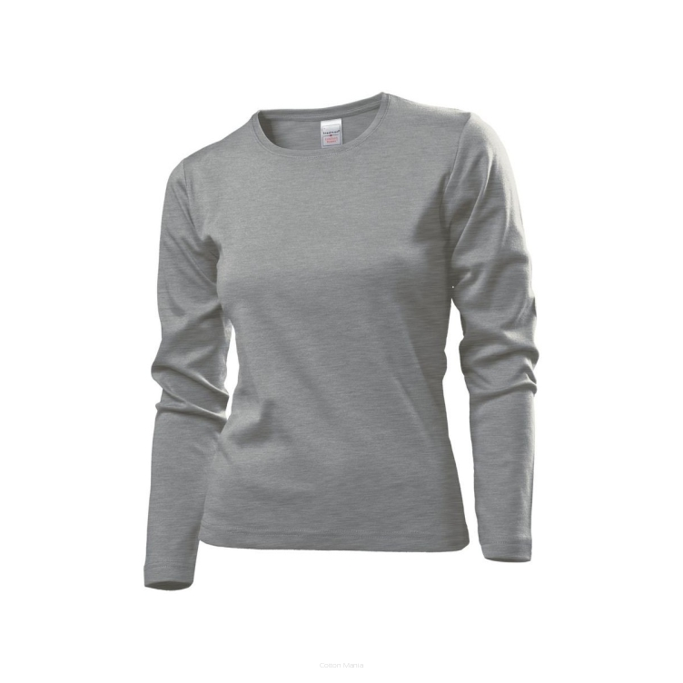 Stedman 2140 Comfort Long Sleeve Women GYH