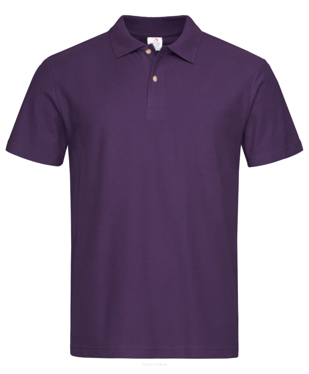 Stedman 3000 Polo (Deep Berry) DBY