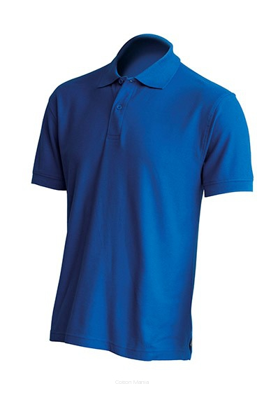 Polo Regular 210 MEN ROYAL BLUE