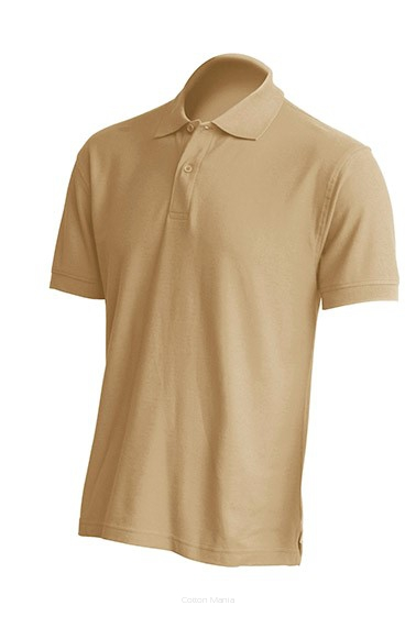Polo Regular 210 MEN SAND