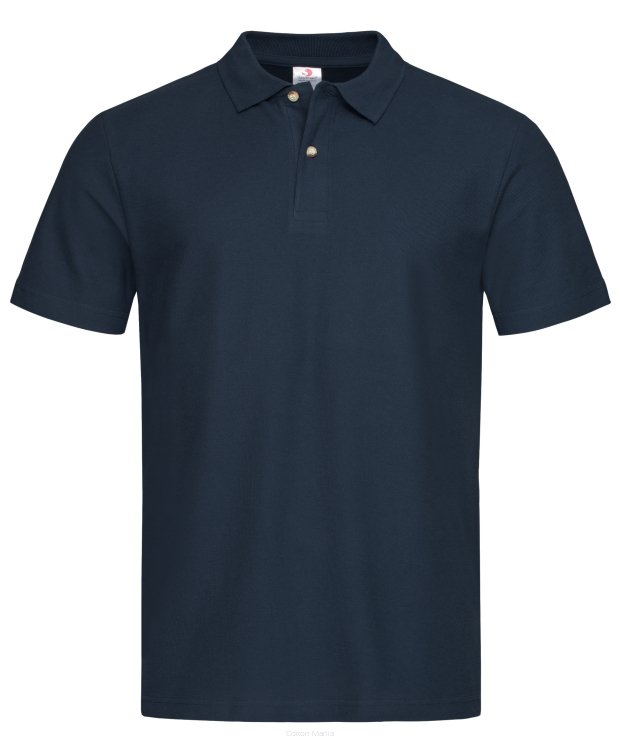 Stedman 3000 Polo (Blue Midnight) BLM